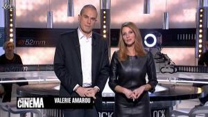 Valérie Amarou dans la Quotidienne du Cinema - 04/11/10 - 05