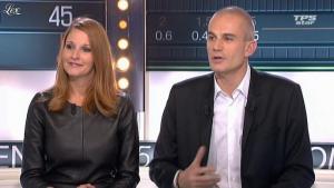 Valérie Amarou dans la Quotidienne du Cinema - 04/11/10 - 10