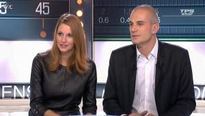 Valérie Amarou dans la Quotidienne du Cinema - 04/11/10 - 12