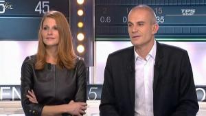 Valérie Amarou dans la Quotidienne du Cinema - 04/11/10 - 14