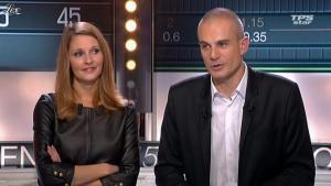 Valérie Amarou dans la Quotidienne du Cinema - 04/11/10 - 19