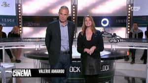 Valérie Amarou dans la Quotidienne du Cinema - 05/05/11 - 03