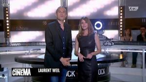 Valérie Amarou dans la Quotidienne du Cinema - 06/06/11 - 02