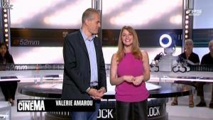 Valérie Amarou dans la Quotidienne du Cinema - 07/06/11 - 03