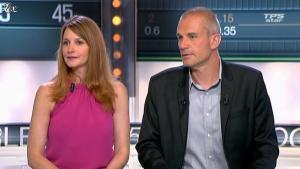 Valérie Amarou dans la Quotidienne du Cinema - 07/06/11 - 12