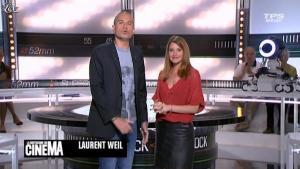 Valérie Amarou dans la Quotidienne du Cinema - 08/06/11 - 03