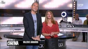 Valérie Amarou dans la Quotidienne du Cinema - 08/06/11 - 04