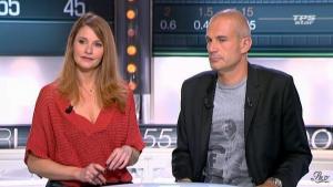 Valérie Amarou dans la Quotidienne du Cinema - 08/06/11 - 15