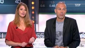 Valérie Amarou dans la Quotidienne du Cinema - 08/06/11 - 16