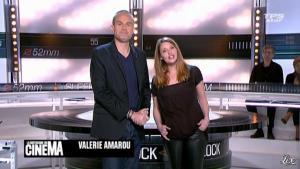 Valérie Amarou dans la Quotidienne du Cinema - 09/05/11 - 02