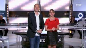 Valérie Amarou dans la Quotidienne du Cinema - 09/06/11 - 01