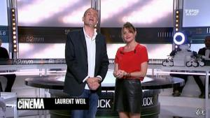 Valérie Amarou dans la Quotidienne du Cinema - 09/06/11 - 02