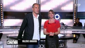Valérie Amarou dans la Quotidienne du Cinema - 09/06/11 - 03