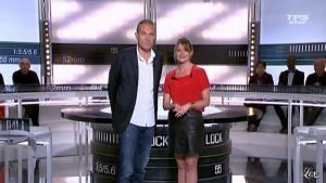Valérie Amarou dans la Quotidienne du Cinema - 09/06/11 - 07