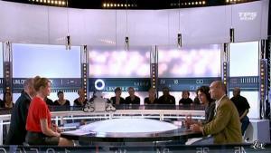 Valérie Amarou dans la Quotidienne du Cinema - 09/06/11 - 14