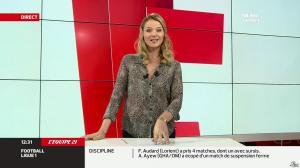 France Pierron dans Menu Sport - 03/05/13 - 02