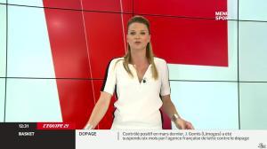 France Pierron dans Menu Sport - 09/07/13 - 06