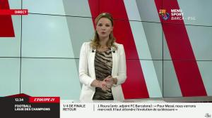 France Pierron dans Menu Sport - 10/04/13 - 04