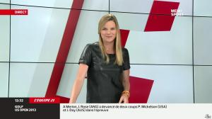 France Pierron dans Menu Sport - 17/06/13 - 12