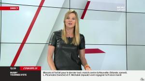 France Pierron dans Menu Sport - 17/06/13 - 15