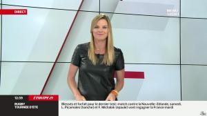 France Pierron dans Menu Sport - 17/06/13 - 16