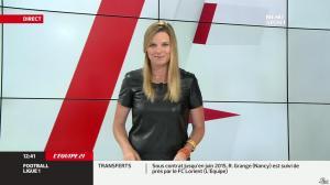 France Pierron dans Menu Sport - 17/06/13 - 17