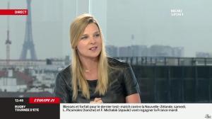 France Pierron dans Menu Sport - 17/06/13 - 21
