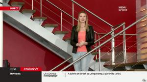 France Pierron dans Menu Sport - 25/04/13 - 03