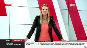 France Pierron dans Menu Sport - 25/04/13 - 07