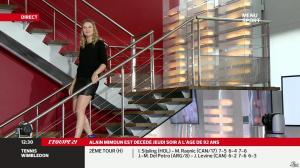 France Pierron dans Menu Sport - 28/06/13 - 06