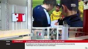 France Pierron dans Menu Sport - 28/06/13 - 07