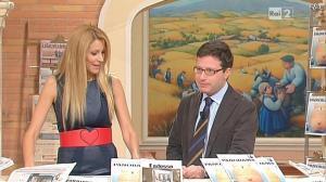 Adriana Volpe dans I Fatti Vostri - 08/11/12 - 06