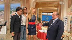 Adriana Volpe dans I Fatti Vostri - 08/11/12 - 14