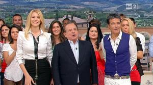 Adriana Volpe dans I Fatti Vostri - 19/09/11 - 03