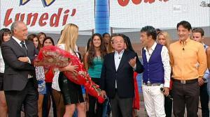 Adriana Volpe dans I Fatti Vostri - 19/09/11 - 05