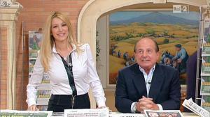 Adriana Volpe dans I Fatti Vostri - 19/09/11 - 08