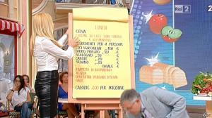 Adriana Volpe dans I Fatti Vostri - 19/09/11 - 13