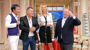 Adriana Volpe dans I Fatti Vostri - 19/09/11 - 18