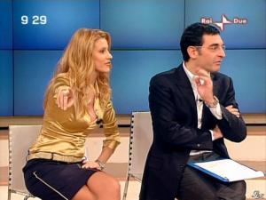 Adriana Volpe dans Mattina in Famiglia - 26/01/08 - 07