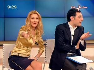Adriana Volpe dans Mattina in Famiglia - 26/01/08 - 08