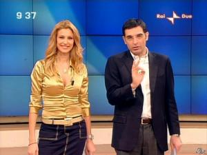 Adriana Volpe dans Mattina in Famiglia - 26/01/08 - 11