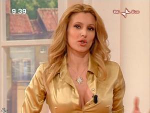 Adriana Volpe dans Mattina in Famiglia - 26/01/08 - 14
