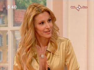 Adriana Volpe dans Mattina in Famiglia - 26/01/08 - 17