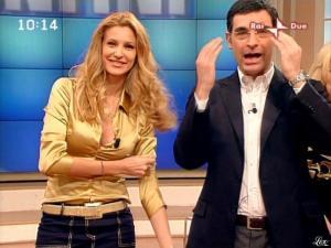 Adriana Volpe dans Mattina in Famiglia - 26/01/08 - 31
