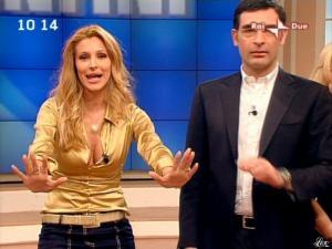 Adriana Volpe dans Mattina in Famiglia - 26/01/08 - 32