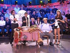 Alessia Fabiani dans Guida Al Campionato - 06/04/08 - 05