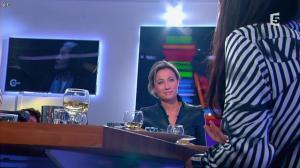 Anne-Sophie Lapix dans C à Vous - 13/12/13 - 35