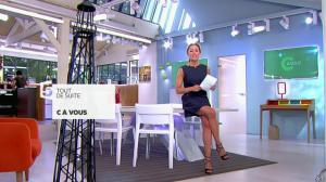 Anne-Sophie Lapix dans C à Vous - 18/06/14 - 01