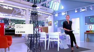 Anne-Sophie Lapix dans C à Vous - 19/06/14 - 01