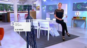Anne-Sophie Lapix dans C à Vous - 20/05/14 - 01